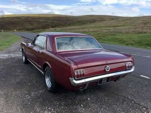 1964 Ford Mustang 289 For Sale by Auction