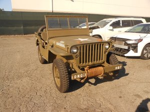 1942 Ford Gpw  For Sale