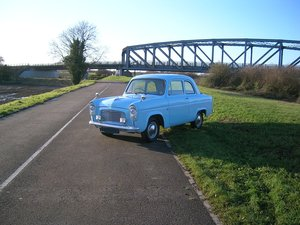 1958 Ford Anglia 100 E Historic Vehicle  For Sale