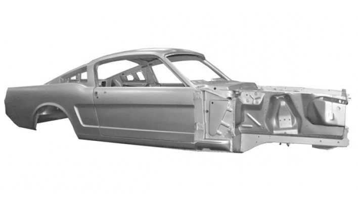 1967 Ford Mustang Shell 65-70   (picture 1 of 5)