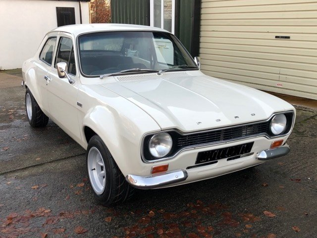 1972 Ford Escort RS1600 BDA  For Sale (picture 1 of 6)