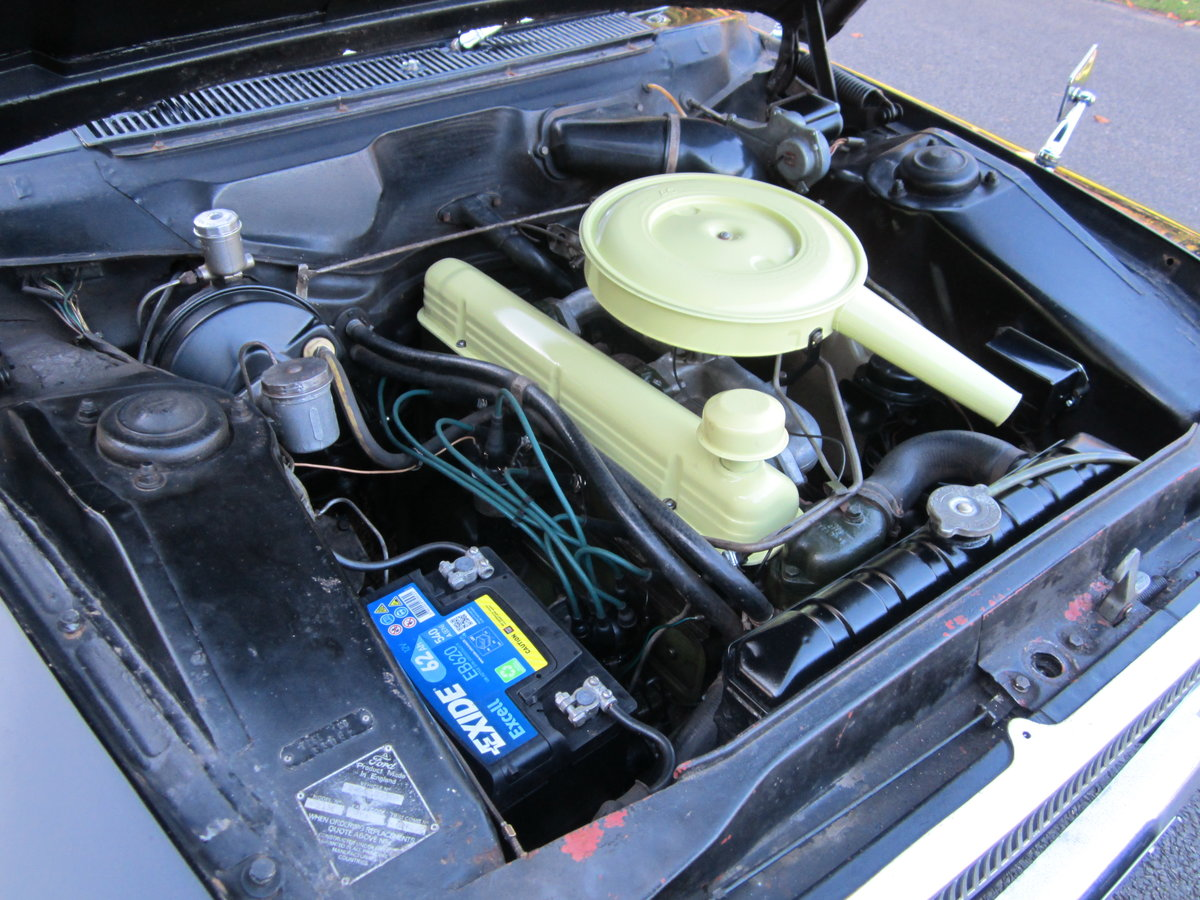 1965 Ford Zodiac Mk3 in Excellent Condition For Sale (picture 6 of 6)