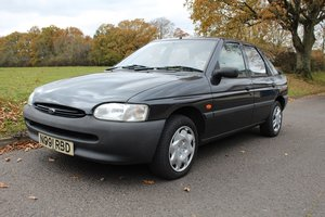 Ford Escort Mexico 1995 - To be auctioned 31-01-20