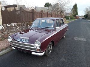 1966 Ford Cortina Deluxe For Sale