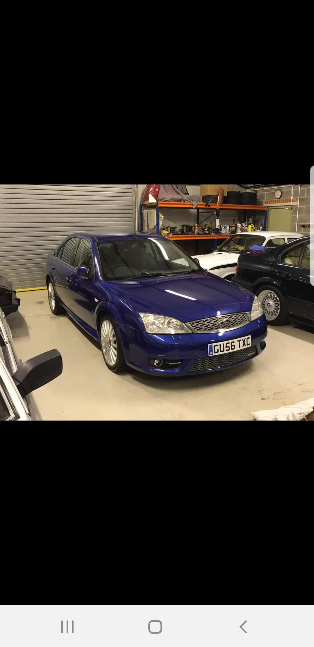 2006 Ford Mondeo ST220 For Sale (picture 1 of 6)