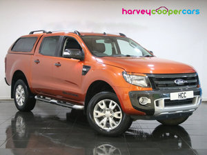 2015 Ford Ranger Pick Up Double Cab Wildtrak 3.2 TDCi 4WD Auto 20 For Sale