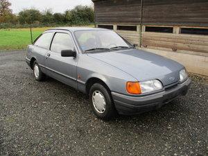 1988 Ford Sierra, mk 2, 3dr, lhd