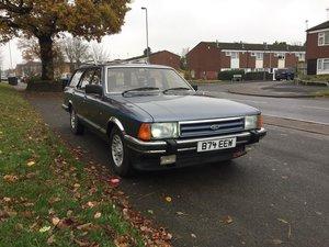 1985 Ford granada 2.8 ghia estate For Sale