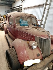 1936 Ford Project for restoration For Sale