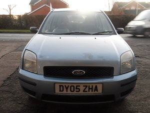 2005 FORD FUSION  HACHBACK 5 DOOR JUST 71,000 MILES PETROL MOTed For Sale