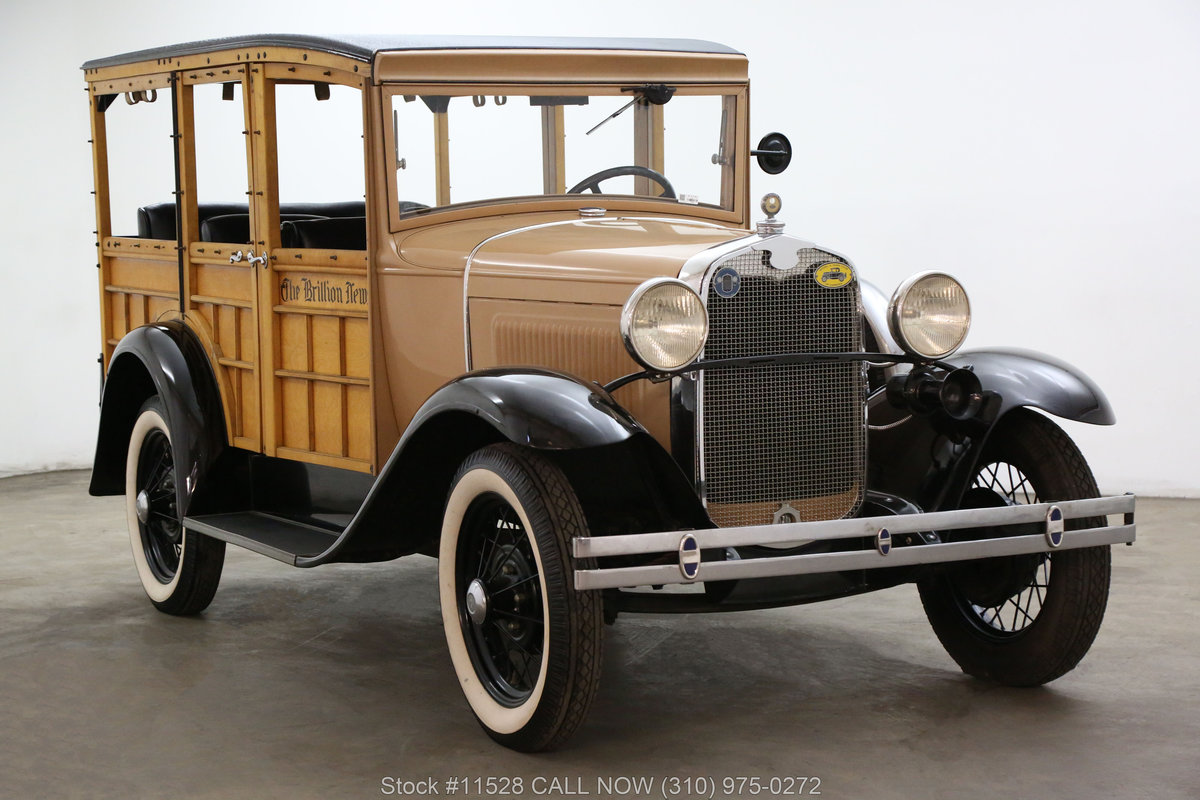 1930 Ford Station Wagon For Sale (picture 1 of 6)