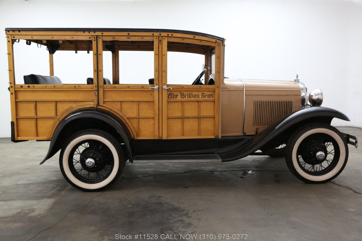 1930 Ford Station Wagon For Sale (picture 2 of 6)
