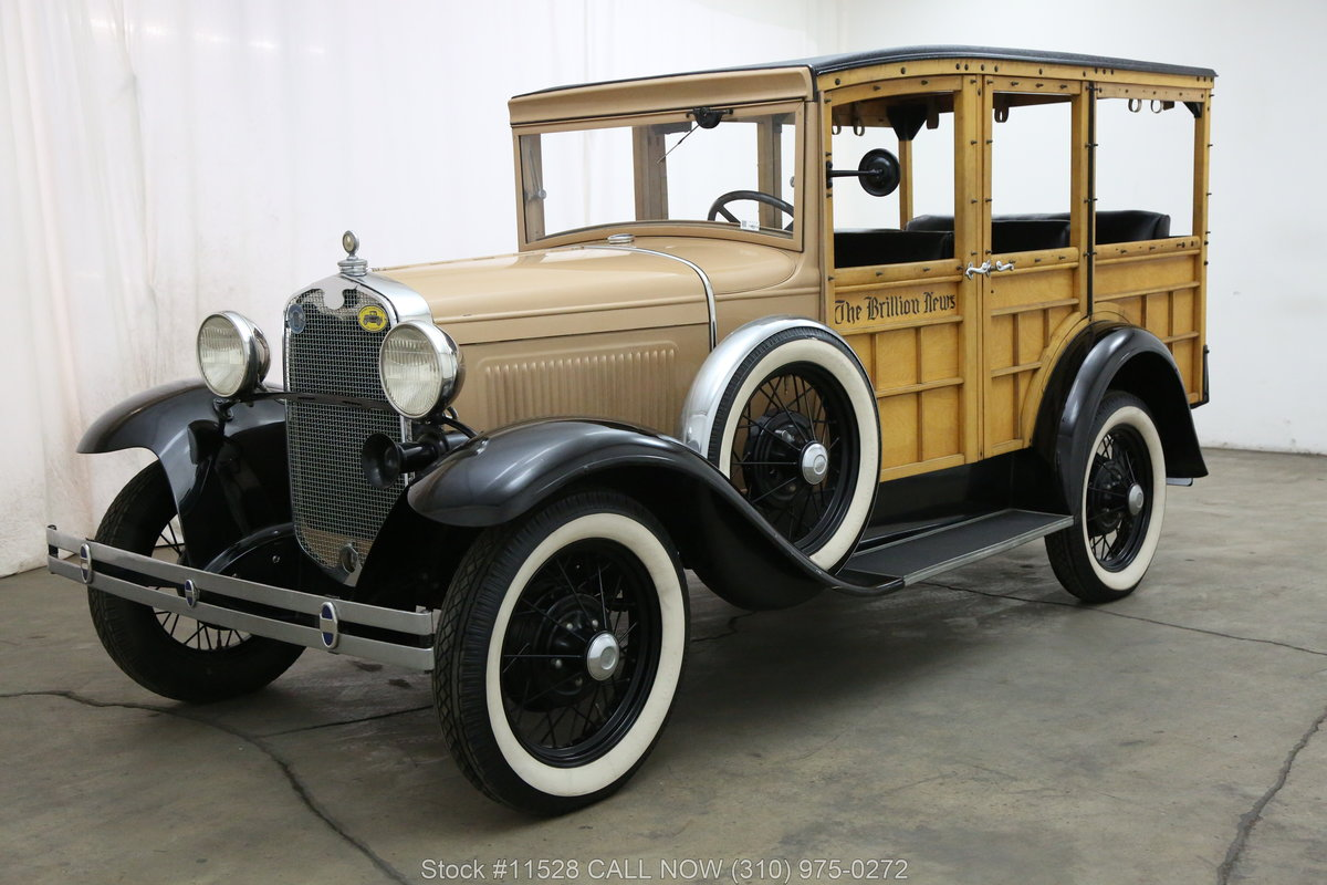 1930 Ford Station Wagon For Sale (picture 3 of 6)