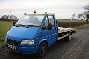1999 Ford Transit Recovery Wagon