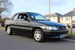 Ford Escort Mistral 1995 - To be auctioned 31-01-20