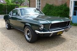 1967 Mustang Bullitt replica - Tuesday 10th December 2019
