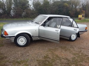 1985 Ford Granada MK 2 Ghia Automatic. SOLD