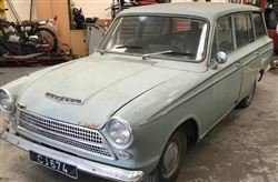 1964 Mk1 Cortina 1500 Estate - Tuesday 10th December 2019 For Sale by Auction