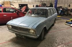 1970 Mk 2 Cortina 1600 Estate - Tuesday 10th December 2019 For Sale by Auction