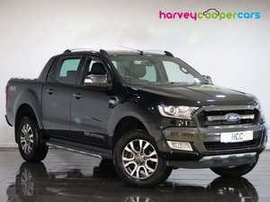 2016 Ford Ranger Pick Up Double Cab Wildtrak 3.2 TDCi 200 Auto 20 For Sale