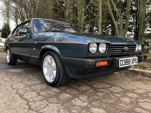 1987 Ford Capri 280 Brooklands For Sale