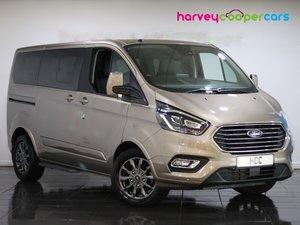 2018 Ford Transit Custom 2.0 TDCi EcoBlue 8 Seat Titanium X For Sale