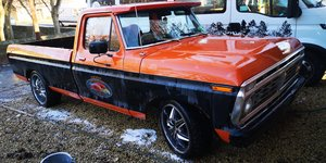 1973 Ford f100 302