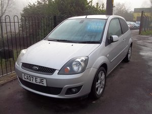 2007 Ford Fiesta 1.3 Zetec Climate For Sale