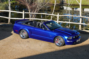 2007 Ford Mustang Roush Supercharged