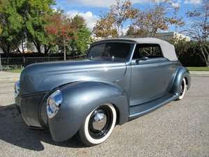 1939 FORD DELUXE CABRIOLET For Sale