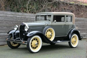 Ford Model A Victoria, LHD, 1930 SOLD