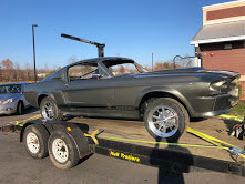 1968 Mustang FastBACK ELEANOR SHELBY CLONE 2 Projects $26k For Sale