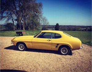 1973 Capri Mk 1 1600L For Sale