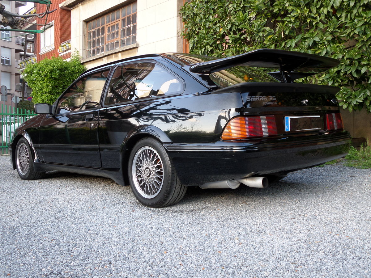 1987 Sierra rs cosworth collection car For Sale (picture 3 of 6)