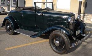 1932 Ford V8 Model 18 Cabriolet