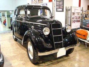 Picture of FORD C SALOON 10 HP - 1937 For Sale