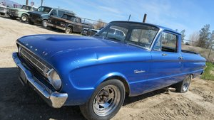 1961 Ford Ranchero Car(~)Truck 289 AT Cali Project $2.9k For Sale