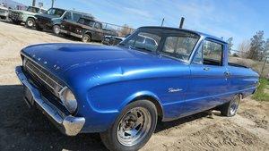 1961 Ford Ranchero Car(~)Truck 289 AT Cali Project $2.9k