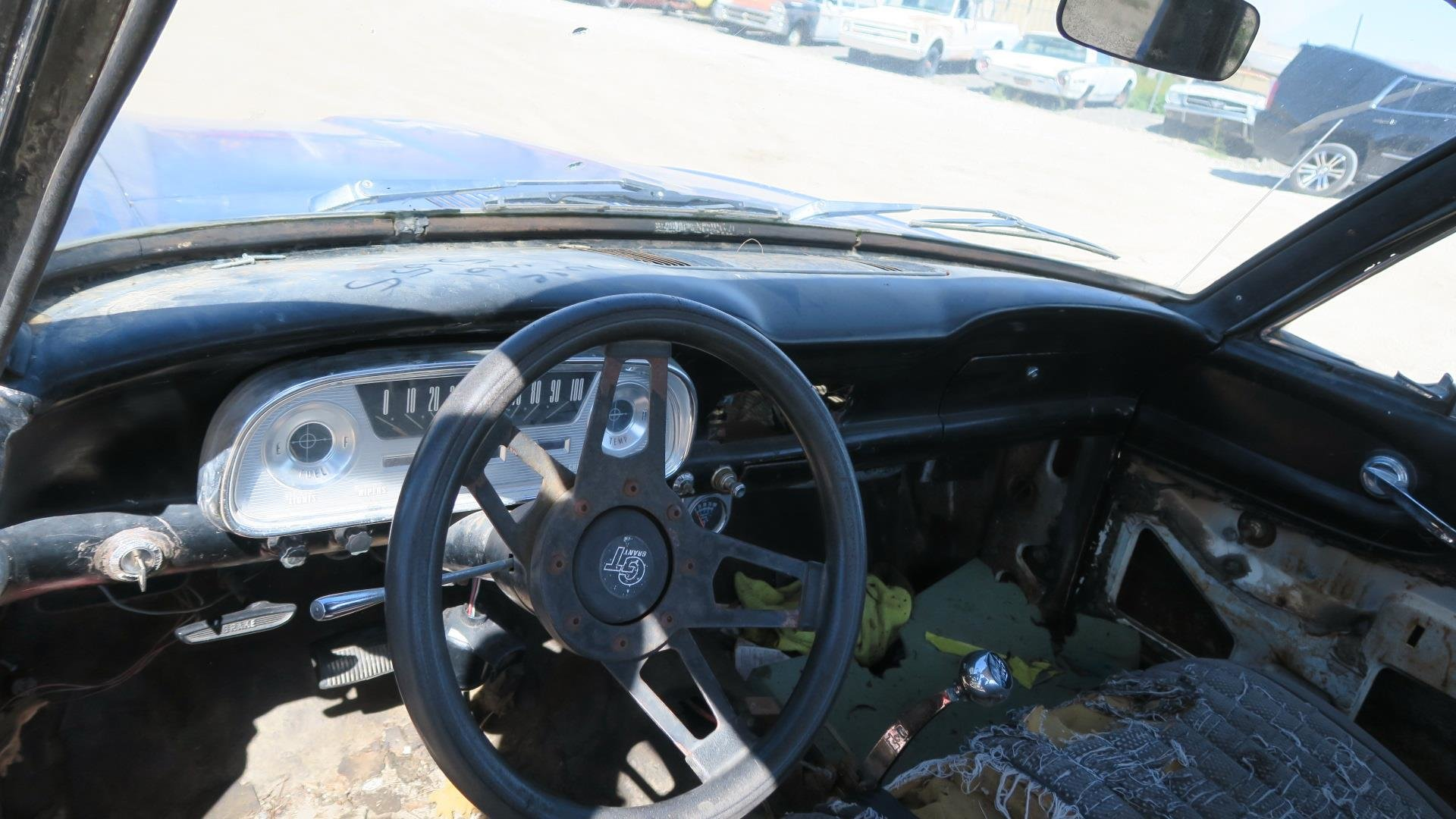 1961 Ford Ranchero Car(~)Truck 289 AT Cali Project $2.9k For Sale (picture 4 of 6)