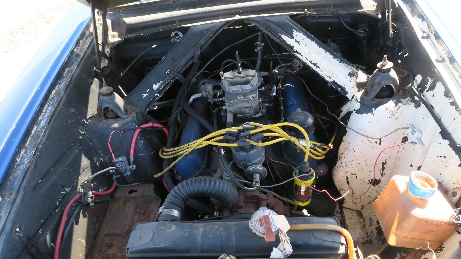 1961 Ford Ranchero Car(~)Truck 289 AT Cali Project $2.9k For Sale (picture 5 of 6)