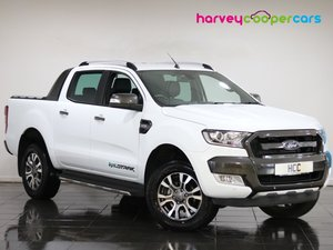 2018 Ford Ranger Pick Up Double Cab Wildtrak 3.2 TDCi 200 Auto