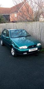 1999 Ford Fiesta Zetec