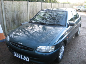 Ford Escort Serenade 45000 miles only