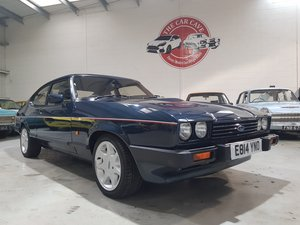 1987 Ford Capri 280 Turbo Technics - 3 owners - 54K For Sale