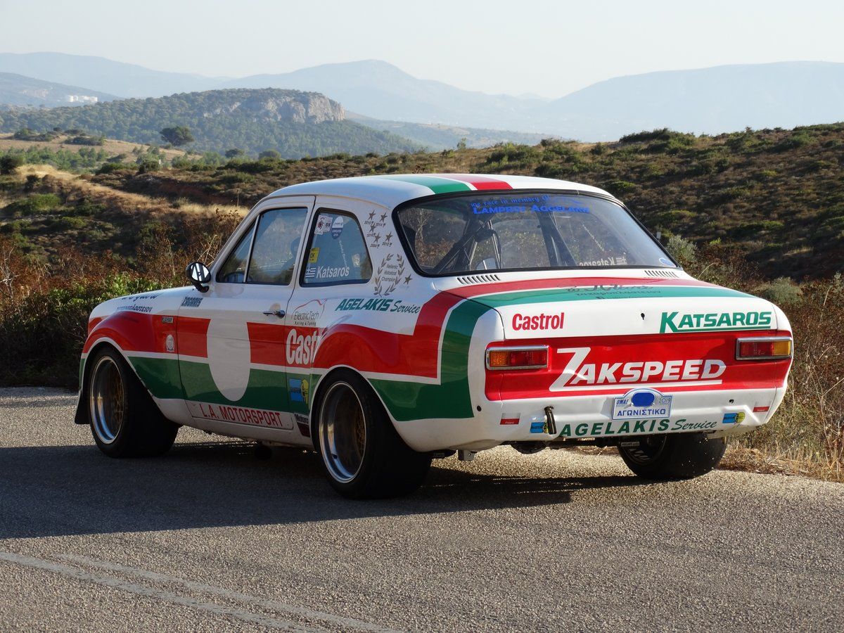 1968 Ford Escort MkI RS1600 Zakspeed, Championship winner For Sale (picture 2 of 6)