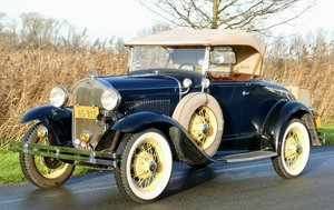 Ford Model A Deluxe Roadster 1930 € 25950