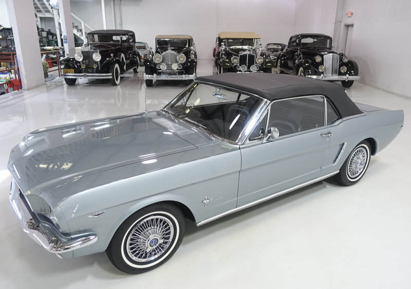 1965 Ford Mustang Convertible For Sale (picture 2 of 6)