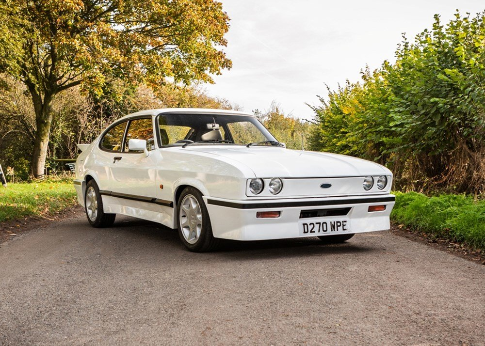 1986 KAT  2.8  CAPRI  TURBO  TECHNICS  STUNNING £15K JUST  SPENT  For Sale (picture 1 of 6)