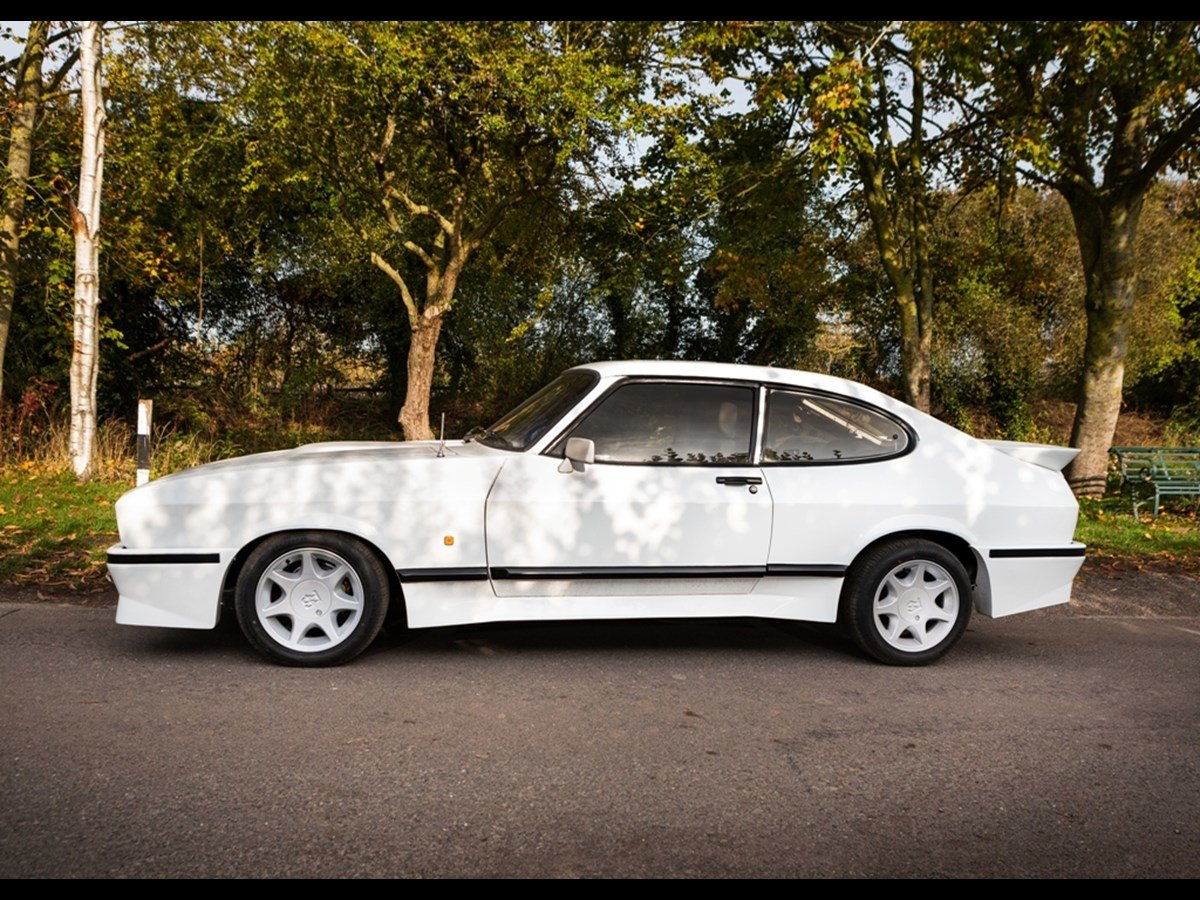 1986 KAT  2.8  CAPRI  TURBO  TECHNICS  STUNNING £15K JUST  SPENT  For Sale (picture 2 of 6)