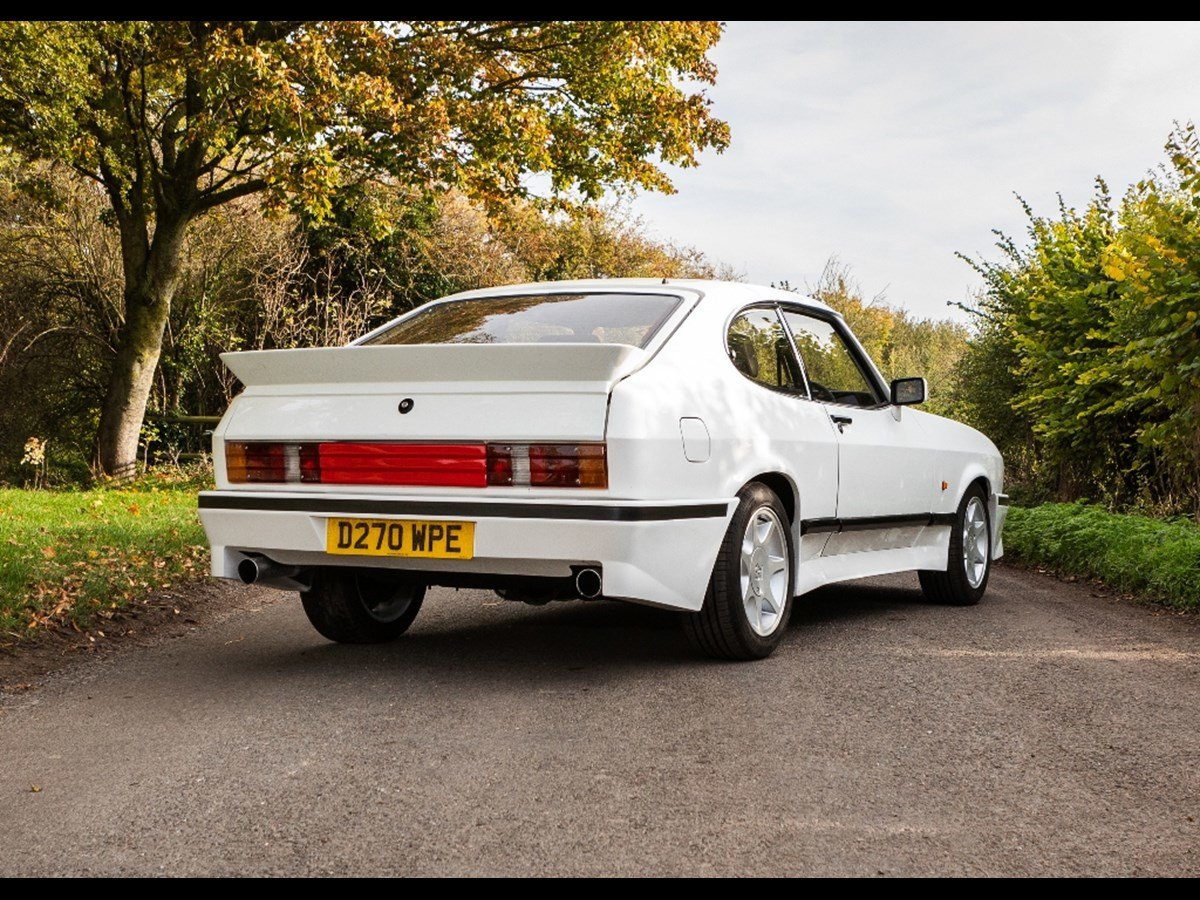 1986 KAT  2.8  CAPRI  TURBO  TECHNICS  STUNNING £15K JUST  SPENT  For Sale (picture 3 of 6)